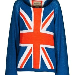 Wildfox Save The Queen Penny Lane Sweater